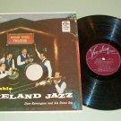 Dave Remington and his Dixie Six  Danceable Dixieland Jazz  Record LP