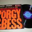 Mundell Lowe  Porgy & Bess  1959 RCA Living Stereo Record LP