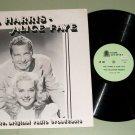 Phil Harris - Alice Faye Old Time Radio Show Record LP
