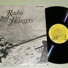Radio Cliff Hangers 2 LP's Flash Gordon / Charlie Chan / Jungle Jim