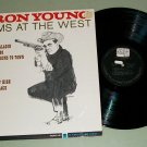 Faron Young Aims At The West MERCURY 20840 Country Record
