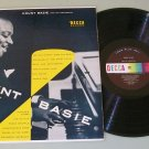 Count Basie and His Orchestra DECCA 8049 Jazz Record LP