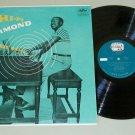 Jackie Davis Hi-Fi Hammond CAPITOL 686 Jazz Record LP