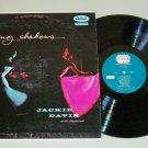 Jackie Davis Chasing Shadows CAPITOL 815 Jazz Record LP