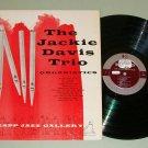 The Jackie Davis Trio Organistics KAPP 1030 Jazz Record LP