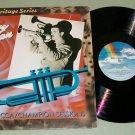 Bunny Berigan Decca/Champion Sessions Jazz  MCA 1362 Record LP
