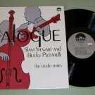 Slam Stewart / Bucky Pizzarella Dialogue STASH ST-201 Jazz Record LP