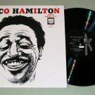 Meet Chico Hamilton  KIMBERLY 2019 Jazz Record LP