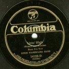 Dixie Washboard Band Livin' High 78 rpm COLUMBIA 14128