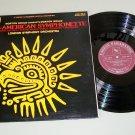 Morton Gould Conducts Latin American Symphonette Record LP