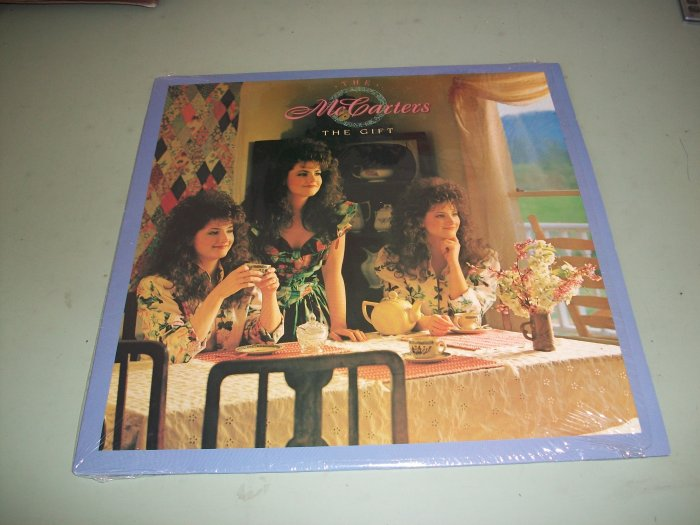 The McCarters - The Gift - Country Record LP