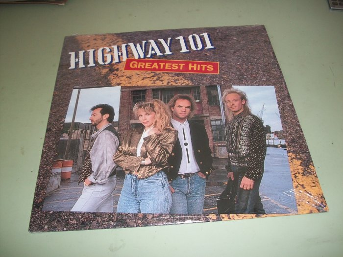 Highway 101 - Greatest Hits - Country LP
