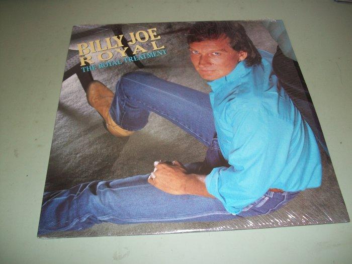 Billy Joe Royal - The Royal Treatment - Country Record LP