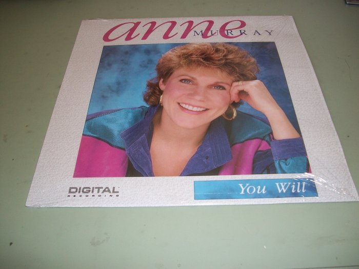Anne Murray - You Will - Digital Country Record LP