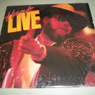Hank Williams Jr. - Hank Live - Country Record LP
