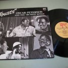 Jousts - Oscar Peterson And The Trumpet Kings - Jazz Record LP