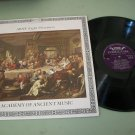 Arne Eight Overtures - Academy Of Ancient Music - Record LP