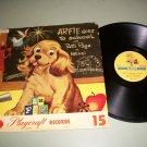 """Arfie Goes To School -  Patti Page 10"""" Record - 78 rpm - RARE"""