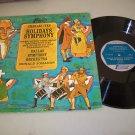 Charles Ives - Holidays Symphony - Johanos - Record LP