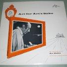 Art Hodes - Art For Art's Sake - Jazzology J-46 - Signed Autograph Record