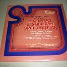 Gilbert & Sullivan Spectacular - London Concert Orch. - Record LP