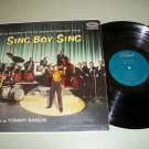 Tommy Sands - Sing Boy Sing - Soundtrack Record LP