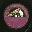 Mischa Elman Minuet in G Beethoven Grammophon 78 rpm Record