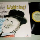 Jerry White - White Lightning - Honky-Tonk Record LP Signed Autograph