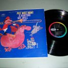 Pee Wee Hunt - A Hunting We Will Go -  Jazz Record LP