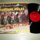 Hukilau Hulas - Hawaii Record - Ray Kinney - GNP 35
