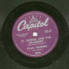 Stan Freeberg St. George And The Dragonet 78 rpm