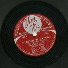 Barclay Allen It Began In Havana / Nola Latin 78 rpm Record