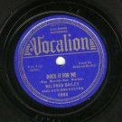 Mildred Bailey  Rock It For Me  VOCALION 4083  Record 78 rpm