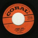Buddy Holly - Peggy Sue - 45 rpm Record - CORAL 61885