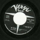 Jimmy Smith - Blueberry Hill - VERVE 10298 - 45 rpm Record