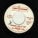 The Temperance Seven - Everybody Loves My Baby - KAPP 484 PROMO 45 rpm