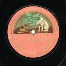 """Teodoro Schaliapin La Marseillaise 12"""" Grammophon 78"""