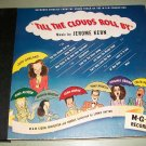 Till The Clouds Roll By - Judy Garland - MGM Soundtrack 78 rpm 4 Record Set