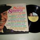 Frank Sinatra - Sinatra's Sinatra - REPRISE 1010 - Record LP
