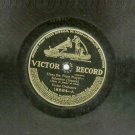 Victor Orchestra - Hans The Flute Player - Opera 78rpm Record