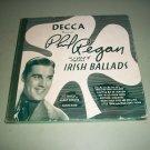 Phil Regan - Irish Ballads - 3 Record Album Set - 78 rpm