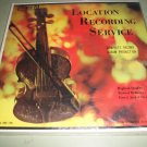 Location Recording Service - SEALED Record LP