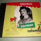 Bizet - Carmen Excerpts - COLUMBIA MM-607 - 78 rpm  -  5 Record Set