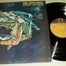 Morton Subotnick - The Wild Bull - Electronic Music - Record LP