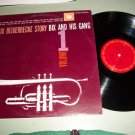 The Bix Beiderbecke Story Vol. 1 - Bix And His Gang - Jazz Record LP