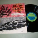 Dylan Thomas Readings 1 A Child's Christmas In Wales Record LP