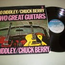 Chuck Berry / Bo Diddley Two Great Guitars - CHECKER LP 2991 Record LP