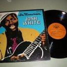 Josh White - In Memoriam  Folk Record LP