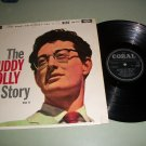 The Buddy Holly Story - CORAL LVA 9127 - Made In England Record