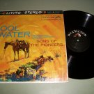 Sons Of The Pioneers - Cool Water - RCA LSP 2118 - Cowboy Record